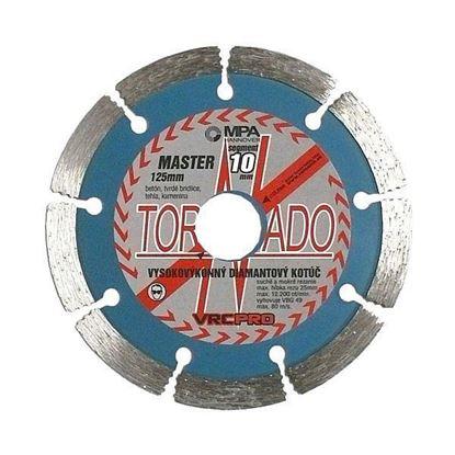 Obrázok pre výrobcu Diamantový kotúč TORNADO Master