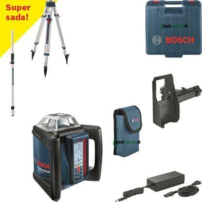Obrázok pre výrobcu BOSCH lasér GRL 500 HV set 06159940EF