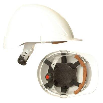 Obrázok pre výrobcu GEBOL prilba MASTER neónovo zelená 704005