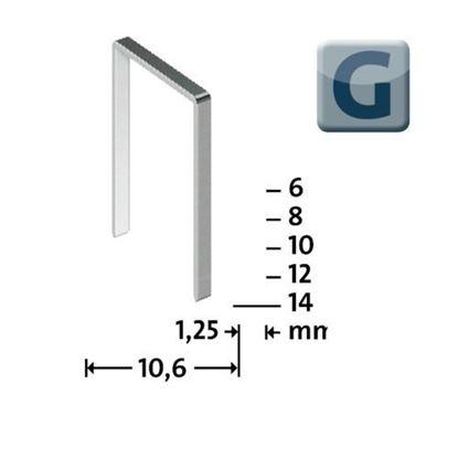 Obrázok pre výrobcu NOVUS spona G 11/6, 042-0384