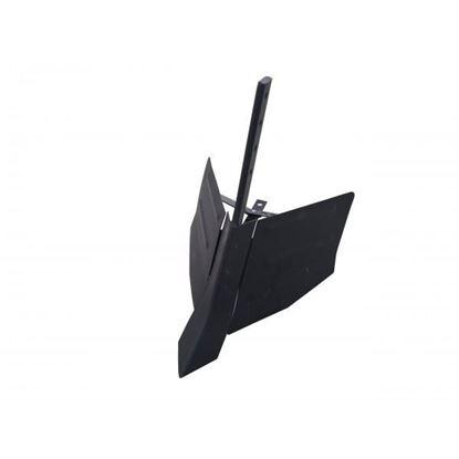 Obrázok pre výrobcu Güde Jednoradličný pluh ku GF 750-4.8 /5503/