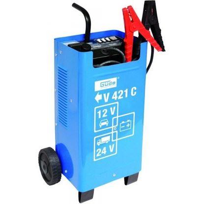 Obrázok pre výrobcu GÜDE V 421 C Nabíjačka batérií (85074)