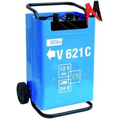 Obrázok pre výrobcu GÜDE V 621 C Nabíjačka baterií 85075