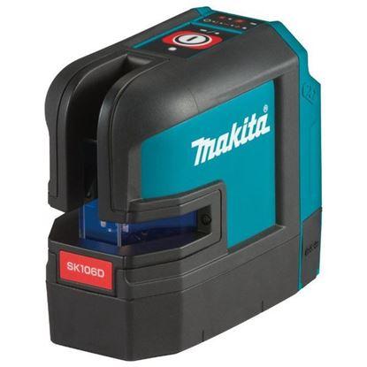 Obrázok pre výrobcu MAKITA SK106DZ aku. krížový laser