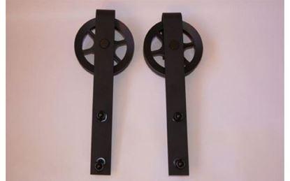 Obrázok pre výrobcu Kovanie k jednokrídlovým posuvným dverám RLD-14