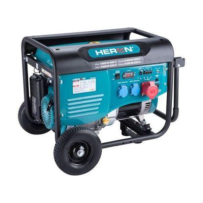 Obrázok pre výrobcu HERON 8896418 benzínová elektrocentrála