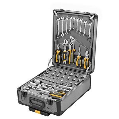 Obrázok pre výrobcu PROTECO Sada náradia v kufríku  245-dielna 42.04-1122