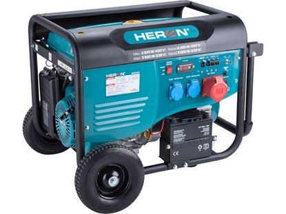 Obrázok pre výrobcu HERON 8896420 elektrocentrála benzínová 5,5 kW