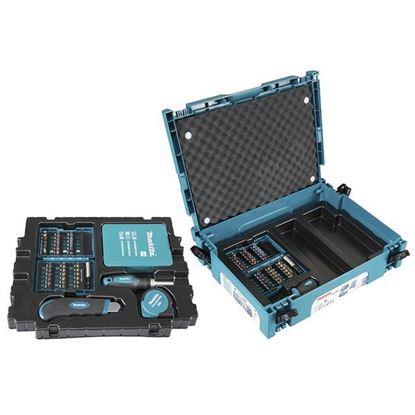 Obrázok pre výrobcu MAKITA B-49725 Sada vrtákov a bitov 96-dielna v kufríku