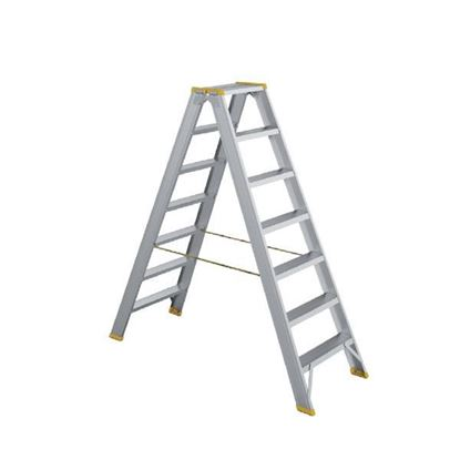 Obrázok pre výrobcu FORTE obojstranné schodíky AL profi 150 kg