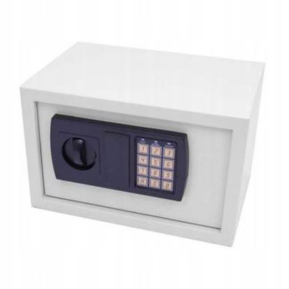 Obrázok pre výrobcu XL-TOOLS Trezor elektronický 31 x 20 x 20 cm, 2.sfe3