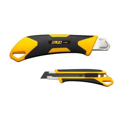 Obrázok pre výrobcu GEBOL Orezávací nôž OLFA L7-AL, 18 mm 857282