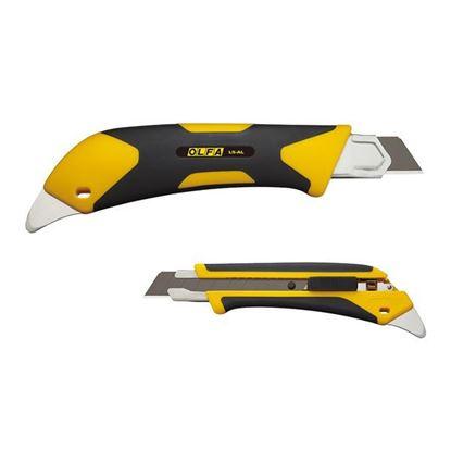 Obrázok pre výrobcu GEBOL Orezávací nôž OLFA L5-AL, 18 mm 857218