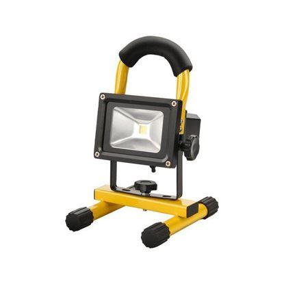 Obrázok pre výrobcu EXTOL reflektor LED 10W nabíjateľný 43122