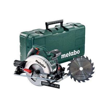 Obrázok pre výrobcu METABO el. kotúčová píla KS 55 SET 690903000 DOPREDAJ