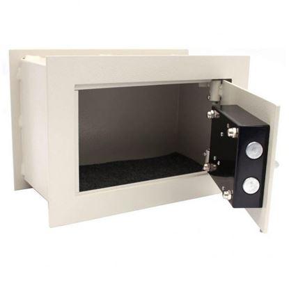 Obrázok pre výrobcu XL-TOOLS Trezor mechanický do steny 300 x 150 x 200 mm 2.ssm1
