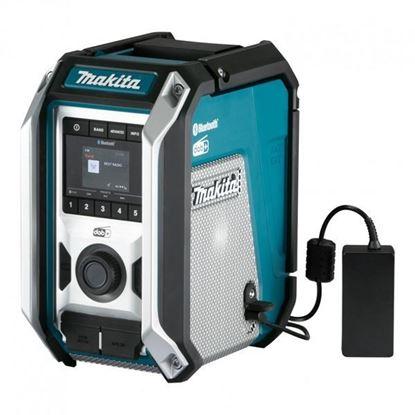 Obrázok pre výrobcu MAKITA DMR115 akumulátorové rádio
