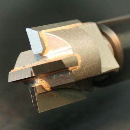 Obrázok pre výrobcu IGM Fréza HM na drevené dvere - D18 mm 137-CWB18 /pre JIG2/