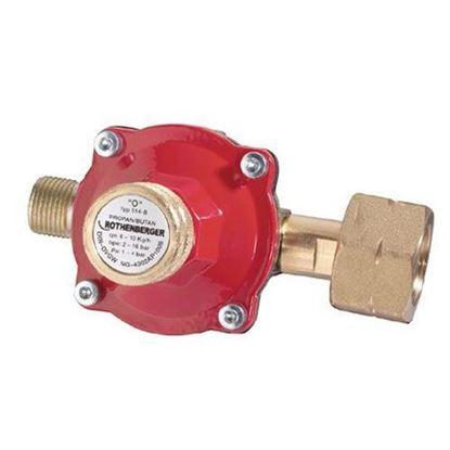Obrázok pre výrobcu ROTHENBERGER regulátor tlaku PB 0,5-4 bar 032081E