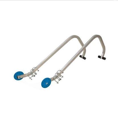 Obrázok pre výrobcu SILVERLINE 336094 závesny hák k rebríkom / úprava na strechy