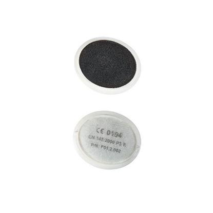 Obrázok pre výrobcu Trend Sada filtrov pre polomasku Stealth, proti zápachu, 2ks 102-STEALTH/3
