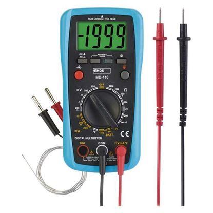 Obrázok pre výrobcu EMOS MD-410 digitálny multimeter /M3691/