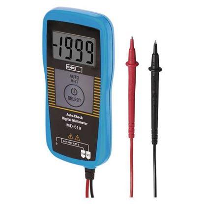 Obrázok pre výrobcu EMOS MD-510 digitálny multimeter /M3252/