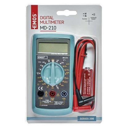 Obrázok pre výrobcu EMOS MD-210 digitálny multimeter /M0391/
