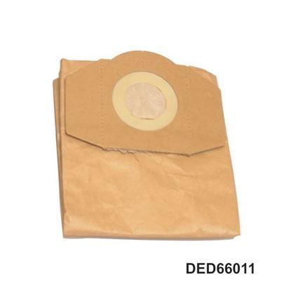 Obrázok pre výrobcu DEDRA filtračné sáčky DED66011 30L 5ks