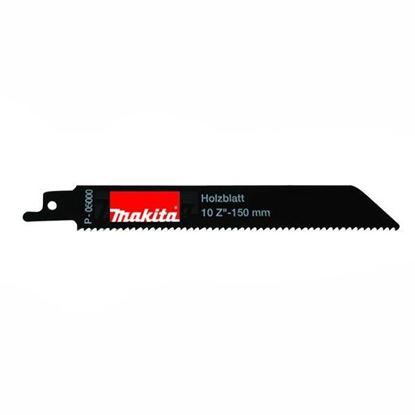 Obrázok pre výrobcu Makita P-05000 Pílový list do chvostovky z rýchloreznej ocele 150mm 1ks