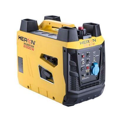Obrázok pre výrobcu HERON 8896219 digitálna elektrocentrála 3,3HP/2kW