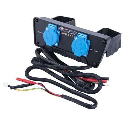 Obrázok pre výrobcu HERON 8896219P kábel prepojovací 3,7kW
