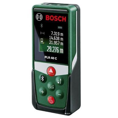 Obrázok pre výrobcu BOSCH PLR 40 C laserový merač vzdialenosti