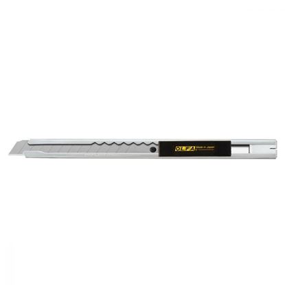 Obrázok pre výrobcu GEBOL Orezávací nôž OLFA silver SVR-1 9mm 857204