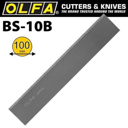 Obrázok pre výrobcu GEBOL zoškrabávacie čepele OLFA BS-10B, 10ks 857293
