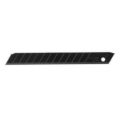 Obrázok pre výrobcu GEBOL čepele OLFA Excel Black ABB-10B, 9 mm, 10 ks 857297