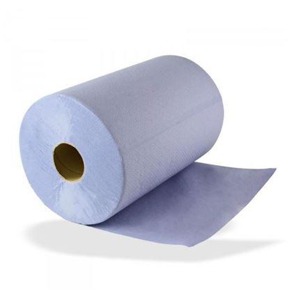 Obrázok pre výrobcu DEMA Čistiace utierky trojvrstvové na kotúči, 500 útržkov 36,5x35 cm 21202D