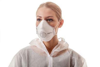 Obrázok pre výrobcu REFIL respirátor 1032 FFP2 R D  /0701013299999/