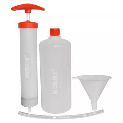 Obrázok pre výrobcu HECHT 5011 súprava na vypúšťanie oleja