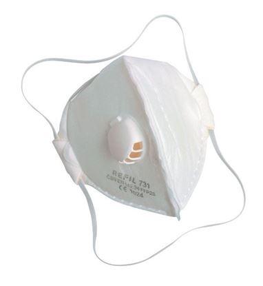 Obrázok pre výrobcu REFIL respirátor 731 FFP2 NR D/0701003299999/
