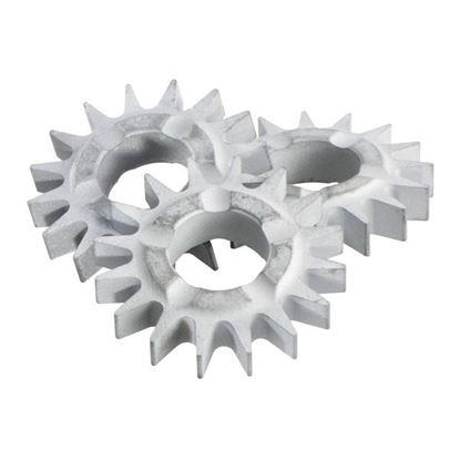 Obrázok pre výrobcu METABO frézovacie hviezdice, špicatý zub /10 ks/ 628270000