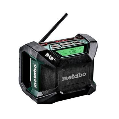 Obrázok pre výrobcu METABO R 12-18 DAB+BT rádio bez aku. 600778850
