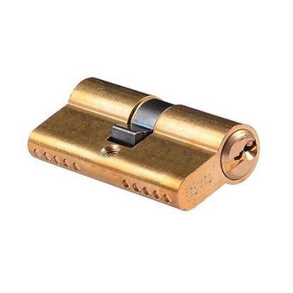 Obrázok pre výrobcu ISEO Cylindrická bezpečnostná vložka, mosadz, 3 klúče