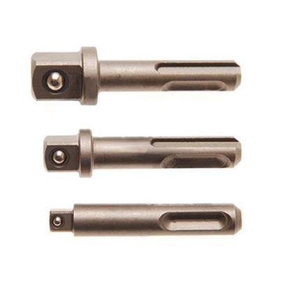 """Obrázok pre výrobcu TRIUMF sada adaptérov SDS+ na 1/4""""- 3/8""""- 1/2"""" x 65 mm 2575"""