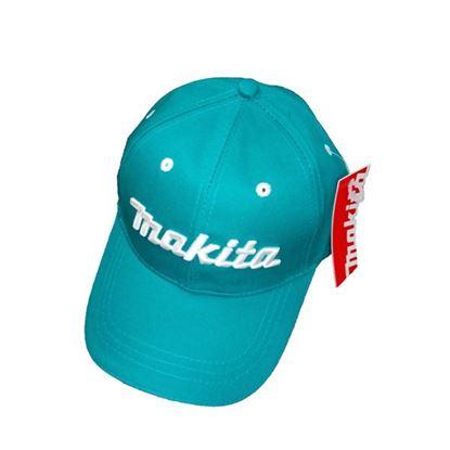 Obrázok pre výrobcu Šiltovka Makita zelená WERBE020