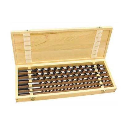 Obrázok pre výrobcu PROTECO sada vrtákov špir. 230 mm 10-20 mm 42.12-SADA-230