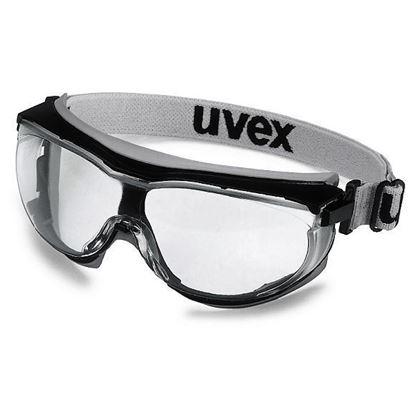 Obrázok pre výrobcu Uvex CARBONVISION Uzavrené okuliare, zorník číry 103-9307375