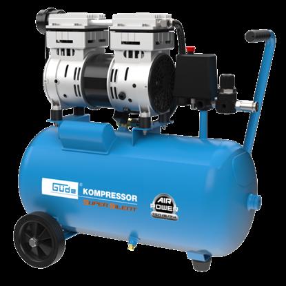 Obrázok pre výrobcu Güde Kompresor AirPower 150/8/24 SILENT 50136