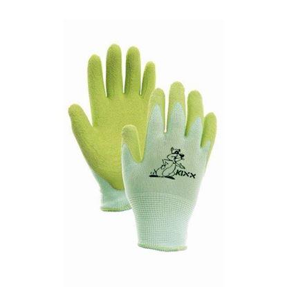 Obrázok pre výrobcu FUDGE rukavice nylón/latex zelené