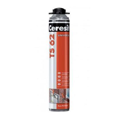 Obrázok pre výrobcu CERESIT TS 62 Jednozložková pištoľová polyuretanová pena 750ml